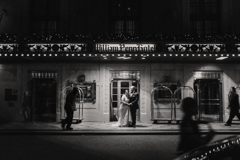 downtown pittsburgh wedding photographer