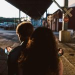 pittsburgh strip district engagement session