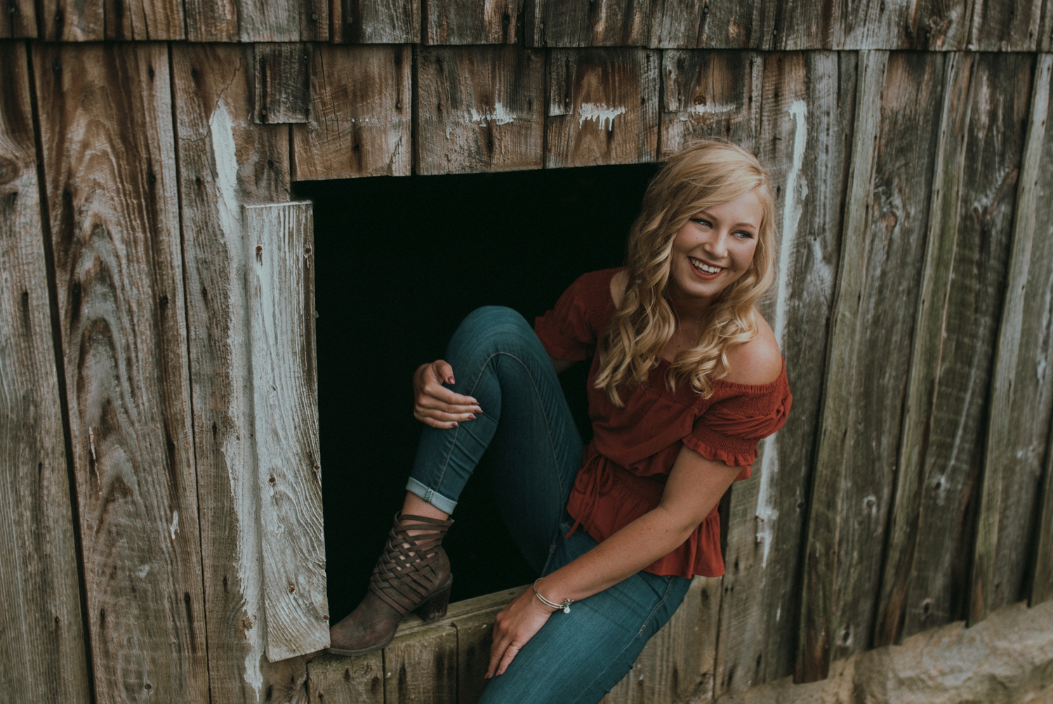Kyleigh, Clarion Area High School Class of 2019 - Whitling